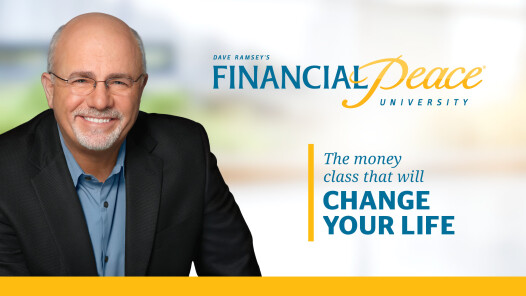 financial peace university, fpu, dave ramsey, money, management